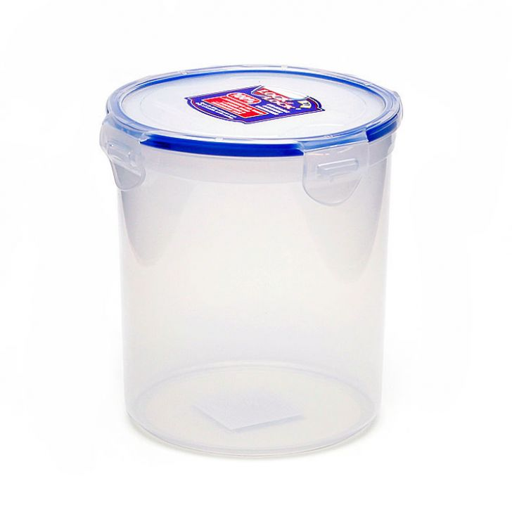 Lock & Lock Round Tall Food Container,Containers