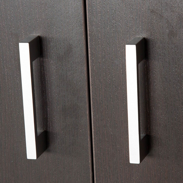 Prime Two Door Wardrobe Wenge,Furniture