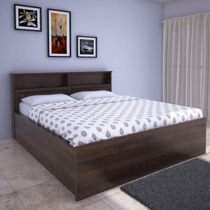Alyssa Queen Bed With Box Storage,The Big Summer Sale