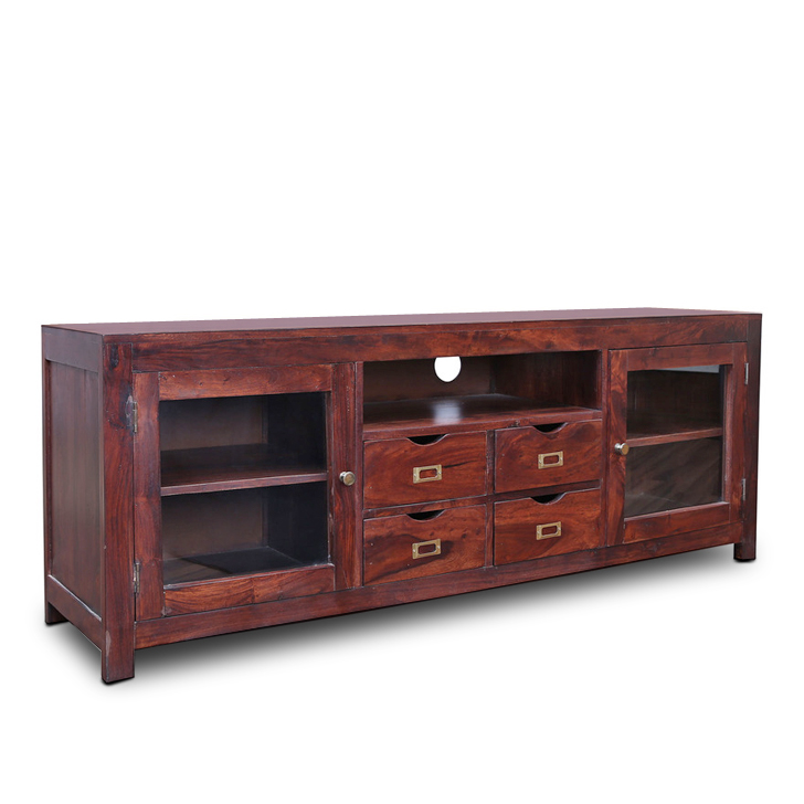 Hope Tv Unit Brown,Wall & Entertainment Units
