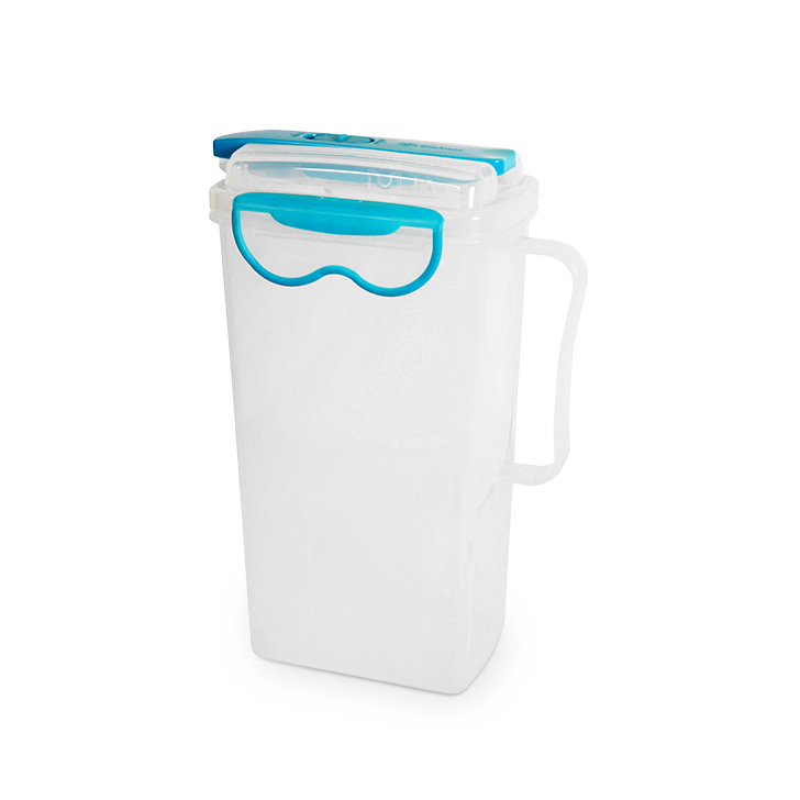 Living Essence Clip Fresh Polypropylene Water Pitcher 2 Ltr,Containers