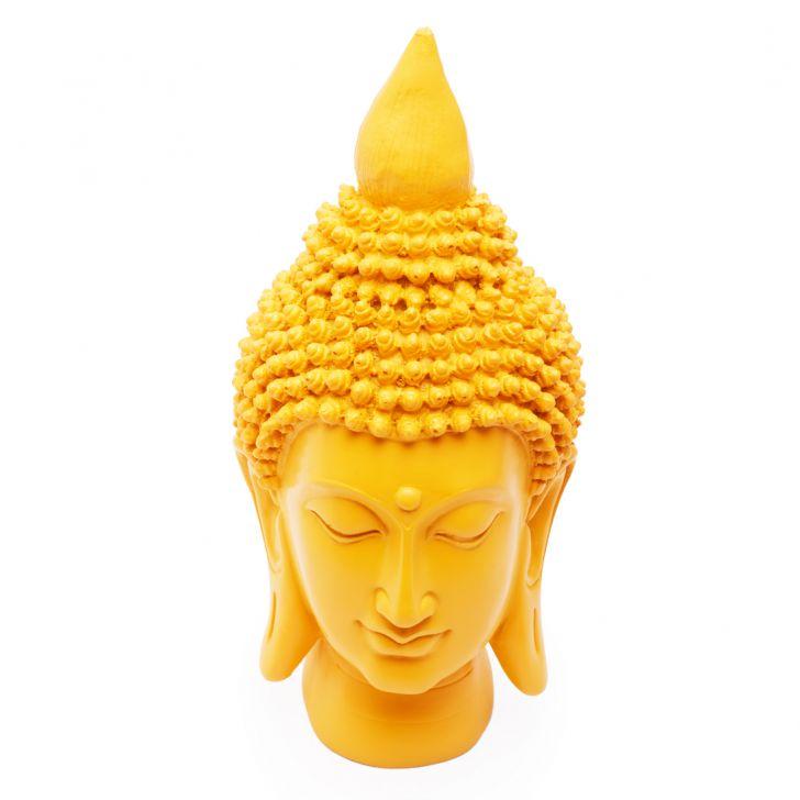 Bliss Buddha Head Citron,Buddha