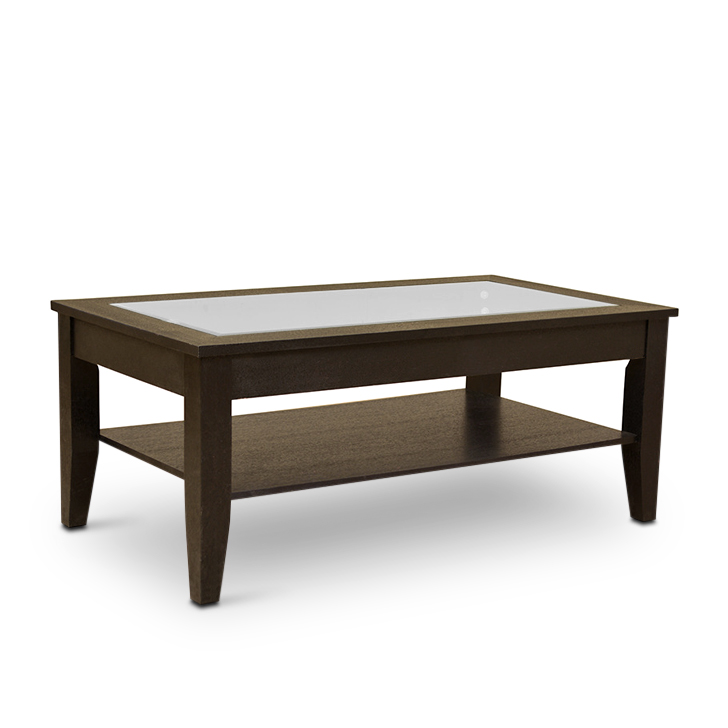 Abby Coffee Table Dark Brown,Console Tables