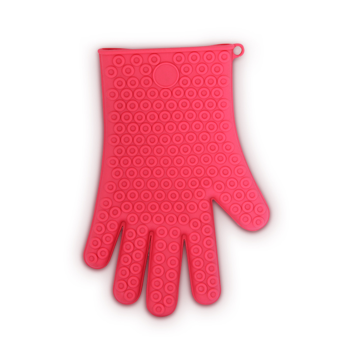 HomeTown Silicone Glove Red,Muffin & Cupcake Bakeware