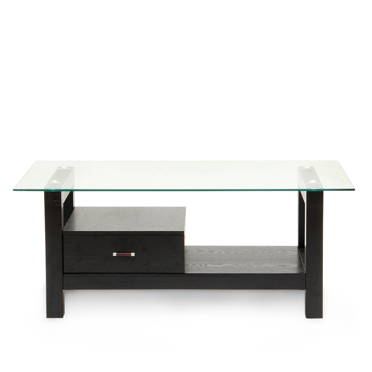 Aldo Centre Table in Walnut Finish,Coffee Tables