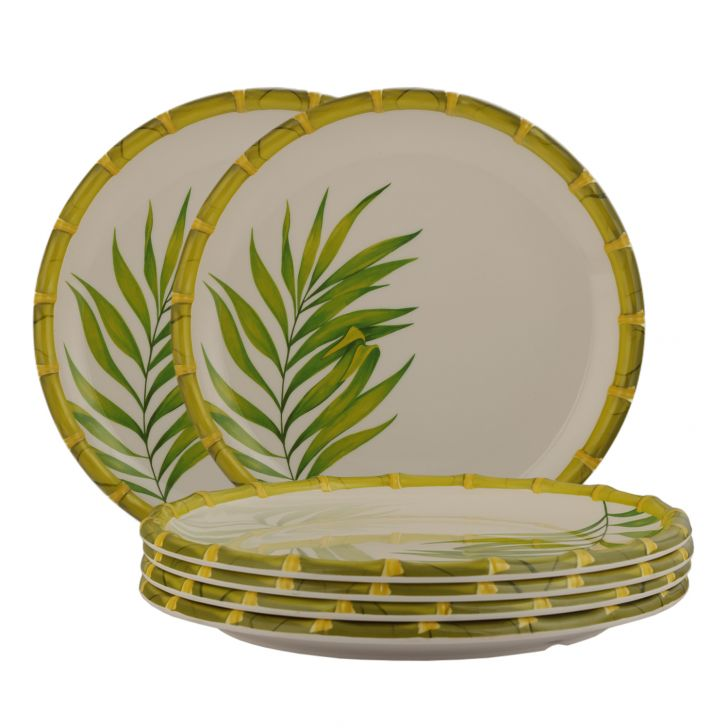 Bamboo Palm Leaf Dinner Plate Leaf,Plates
