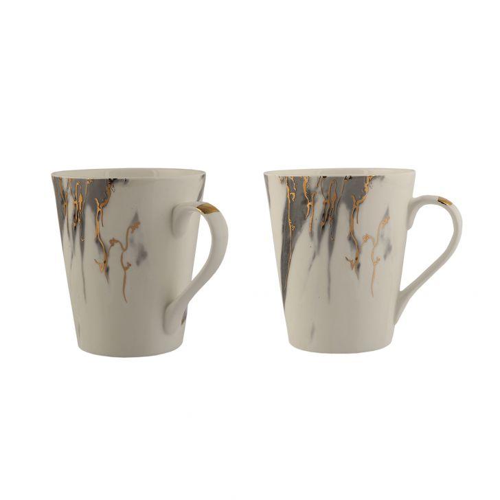 Sk Slate 2Pc Milk Mug,Mugs & Cups