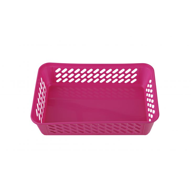 Sieve Multi Purpose Basket Pink,Containers