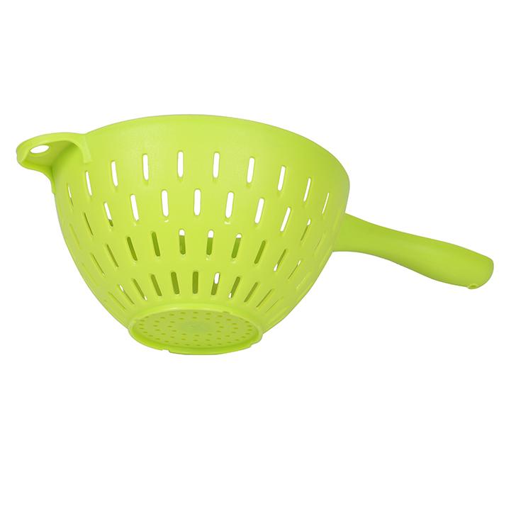 Living Essence Green Strainer,Kitchenware