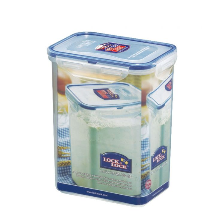 Lock & Lock Clear Food Container,Containers