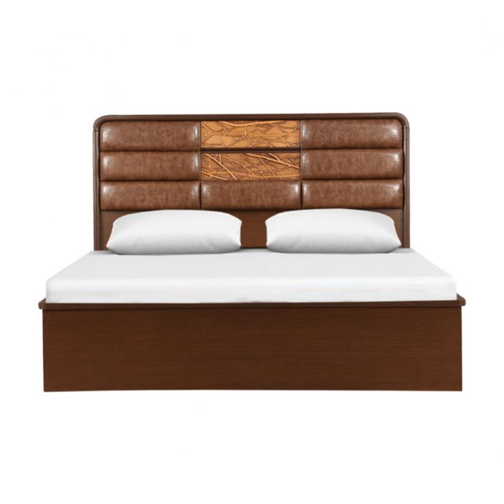 Venessa Queen Bed With Full Hydraulic Storage,Furniture