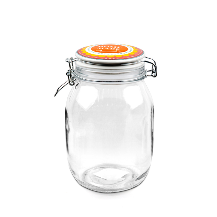 Living Essence ZES Home Made Storage Canister 1 Ltr,Kitchenware