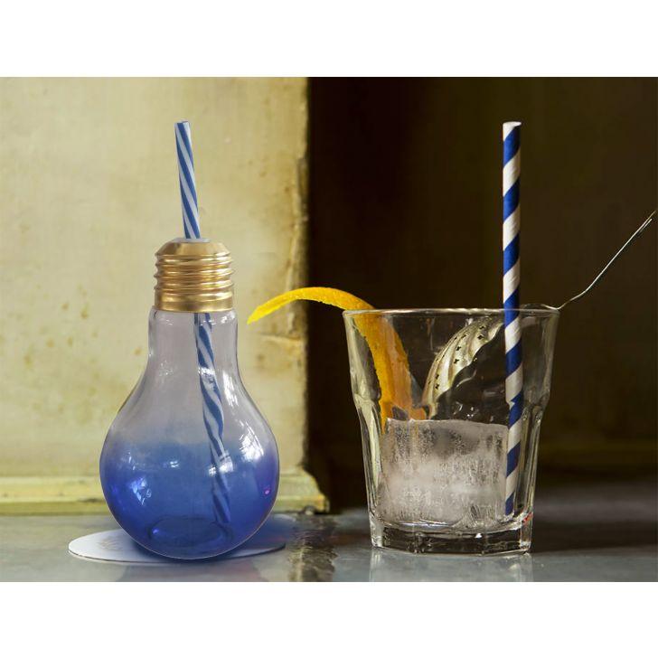 Ombre Ultramarine Bulb Sipper,Food Storage