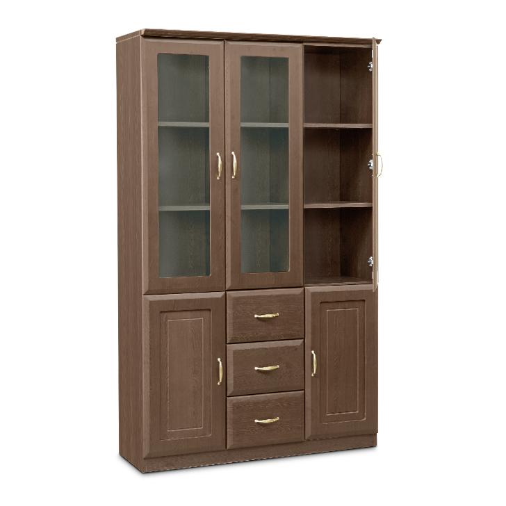 Legacy Bookcase Wenge,Furniture