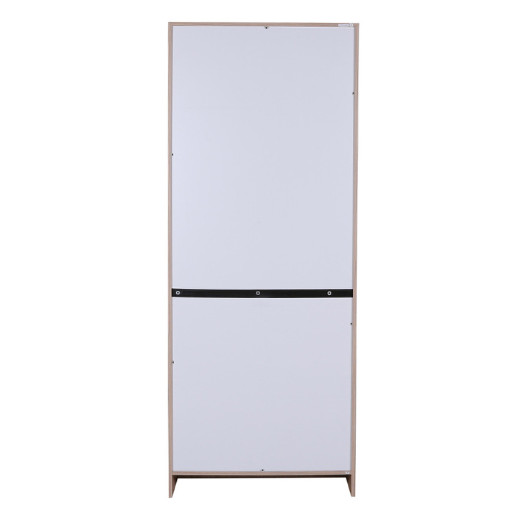 Ambra Wardrobe White,2 Door Wardrobes