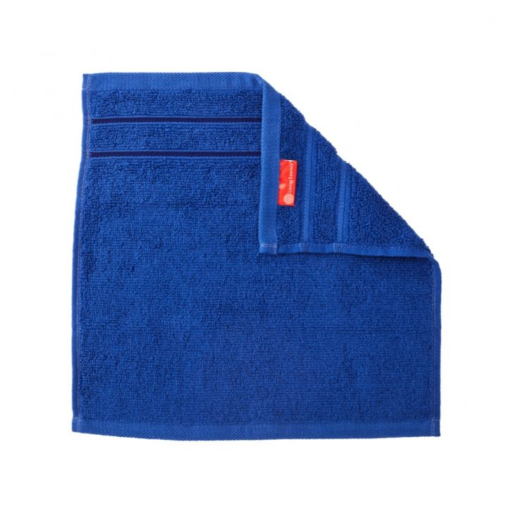 Face Towel 30X30 Nora Blue,Face Towels