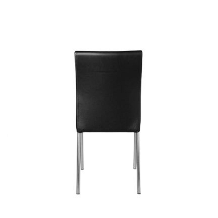 Vento Metal Dining Chair Set Of 4,Dining Chairs