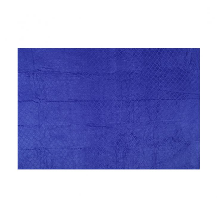 Fleece Blanket 240X220 Diamond Blue,Quilts/Blankets
