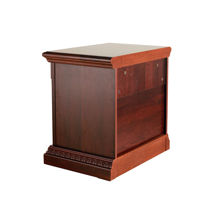 Morrison Side Table Cherry,Bedside Tables