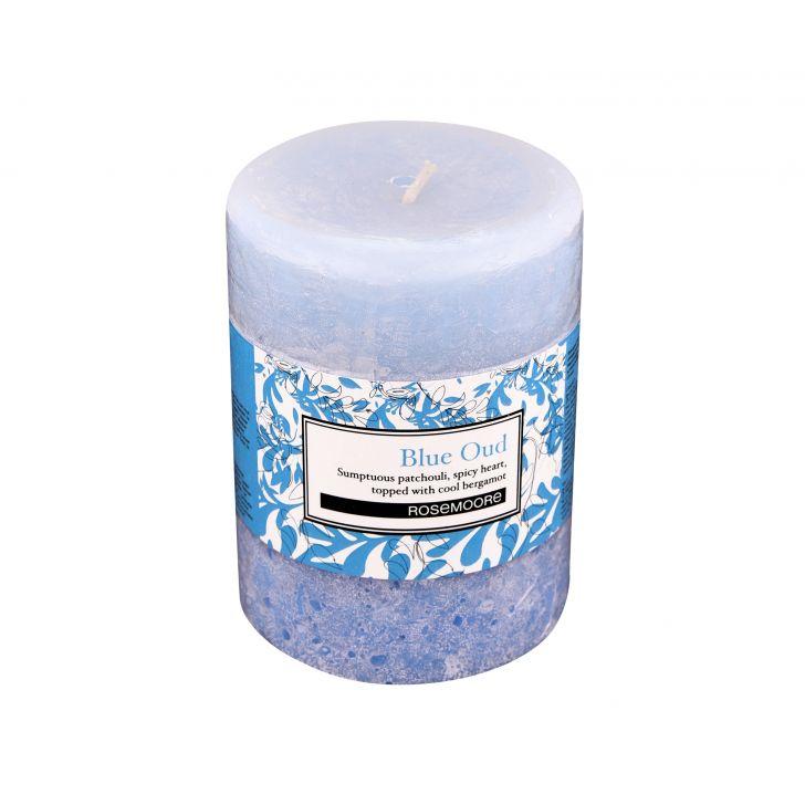 Rosemoore Green Bergamot & Geranium Scented Tea Lights For Living Room, Washroom, Bedroom, Office,Candles