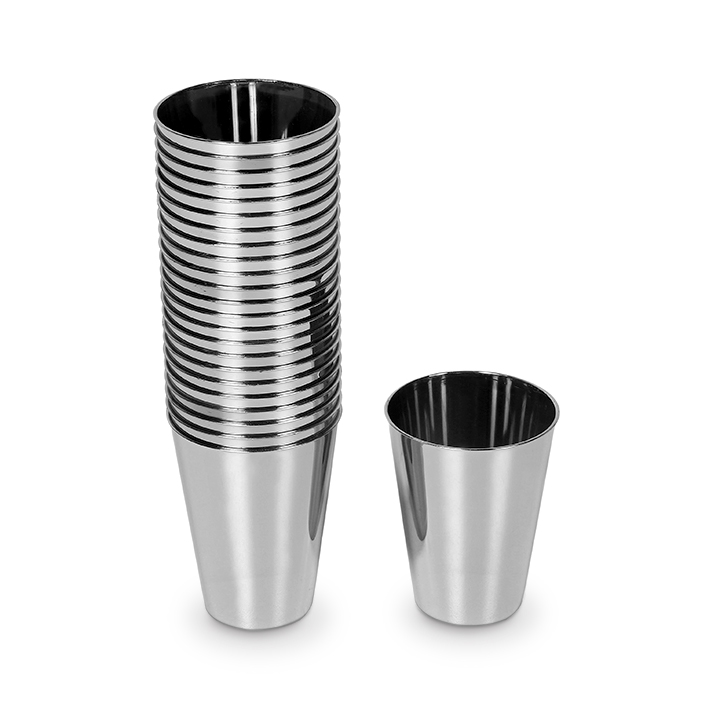Living Essence Cup Silver Coated,Glasses & Tumblers