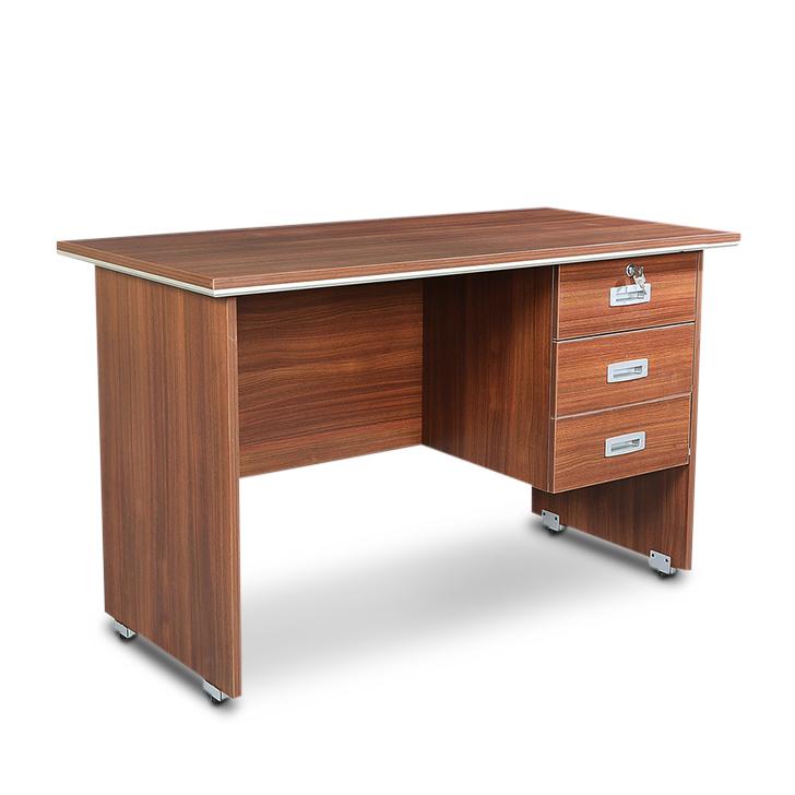 buy integra office table walnut online in india
