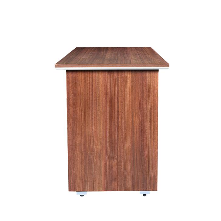 Integra Office cum Study Table in Walnut Regato Colour,Office Tables