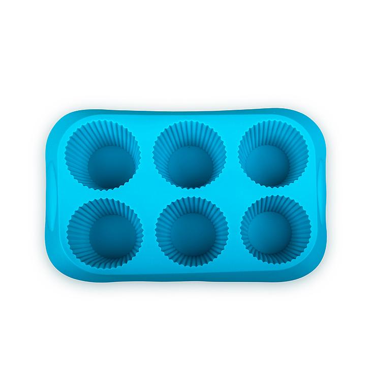 Living Essence Baking Set 8 Pcs,Muffin & Cupcake Bakeware