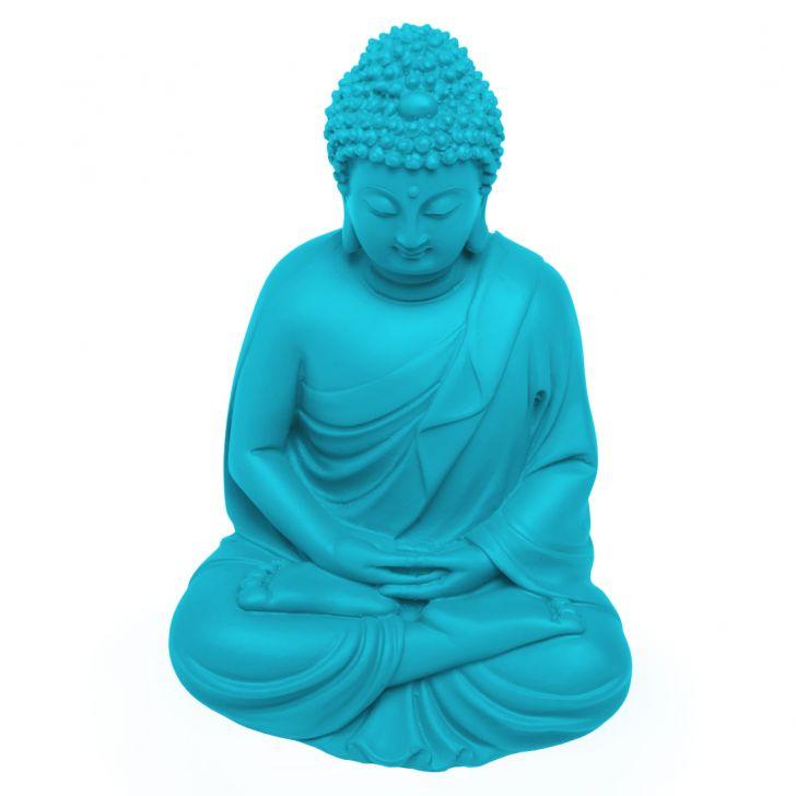Bliss Color Buddha Matte Cobalt,Buddha