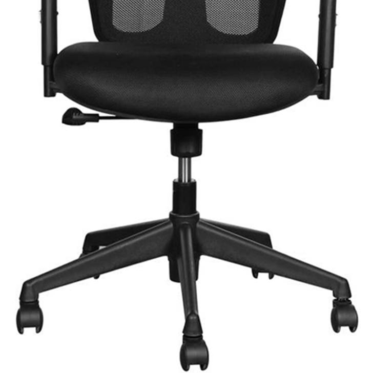 Aspire High Back Ergonomic Chair in Black Colour,The Big Summer Sale