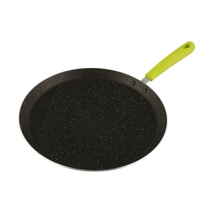 Granite Concave Tava 28Cm Wlid Lime,Kitchenware
