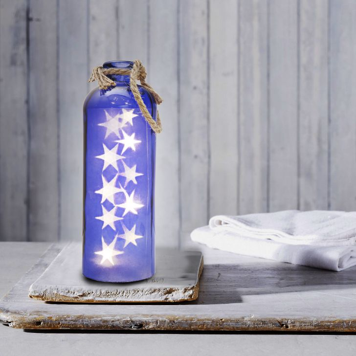 Venus Starlight Cylinder Bottle Ultra,Lamps & Lighting