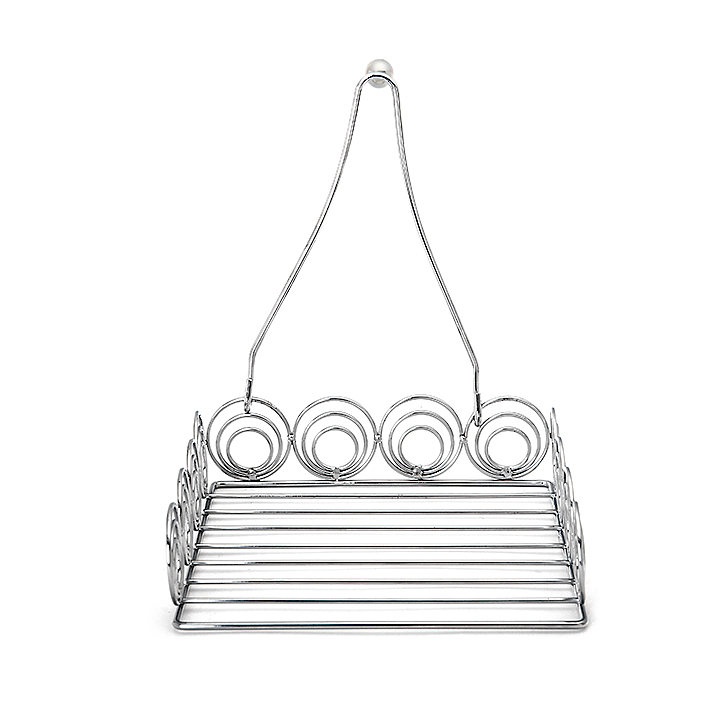 Living Essence Glory Smart Napkin Rack Silver,Napkins & Holders