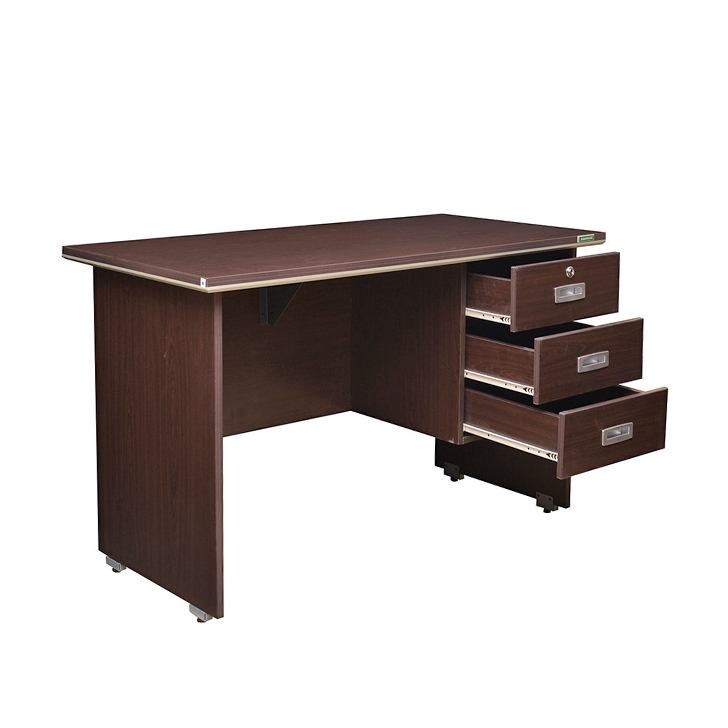 Integra Study Table Walnut,Office Tables