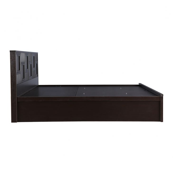 Majestic King Bed With Box Storage,All Beds