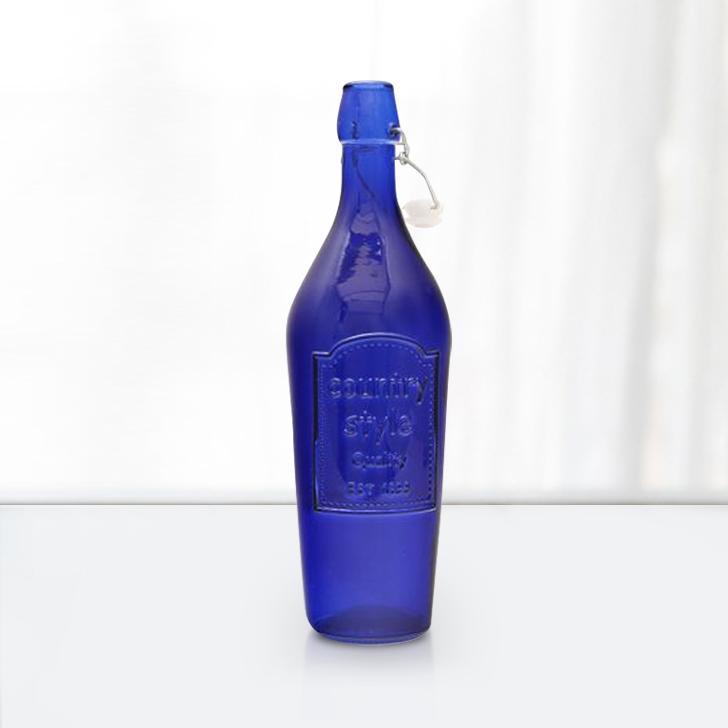 Country Sty Ultramarine Bottle 1L,Bottles