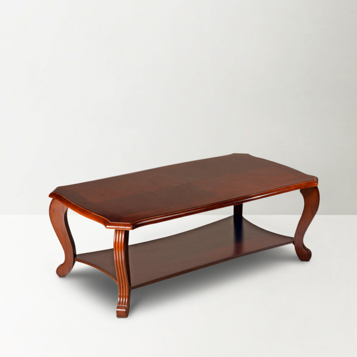 Liana Coffee Table Brown,Console Tables