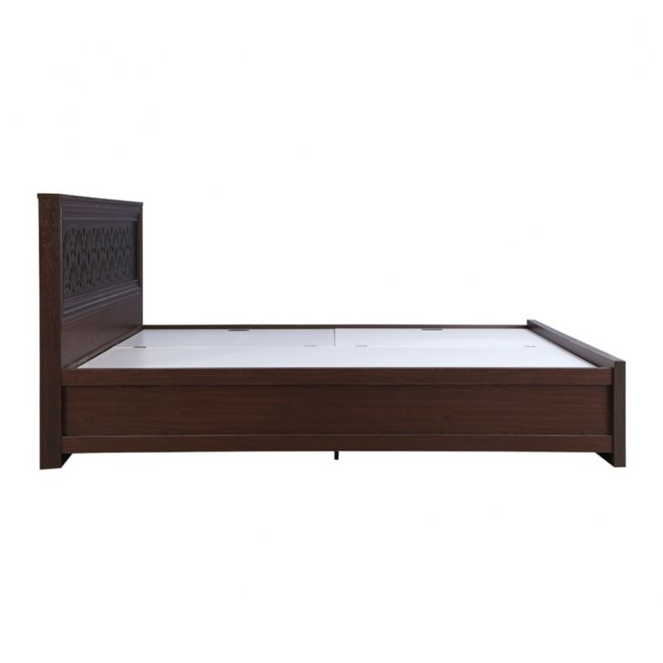 Savana Queen Bed With Box Storage,All Beds