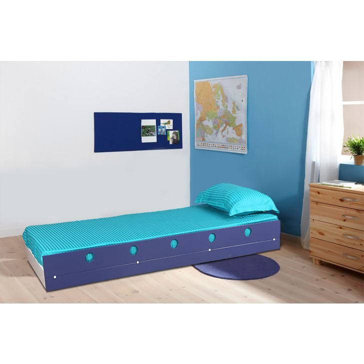 Space Odyssey Trundle Bed,Bedroom Furniture