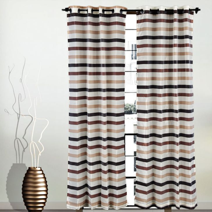 Living Essence Door Curtain Miranda Brown,Curtains
