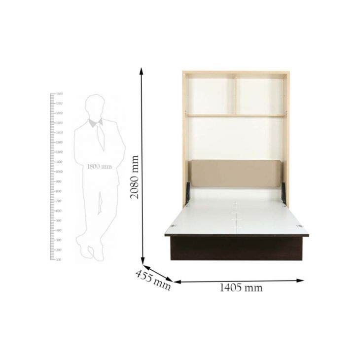 Glen Space Saver Bed,All Beds