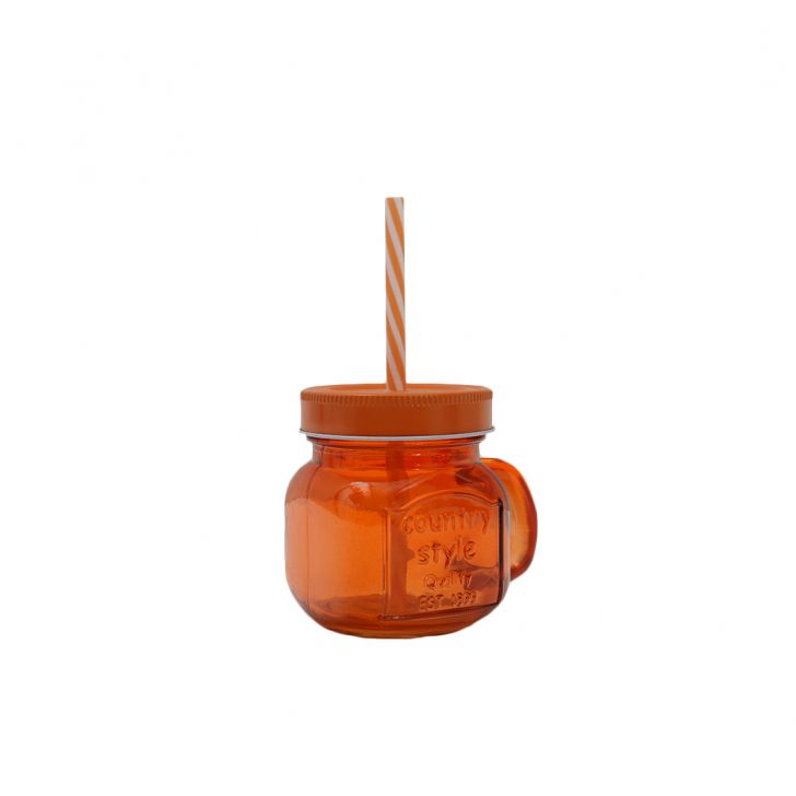 Country Sty Tangelo Tiny Juice Jar,Sippers