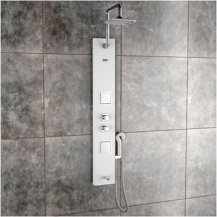 Pearl White shower panel,Shower Panels