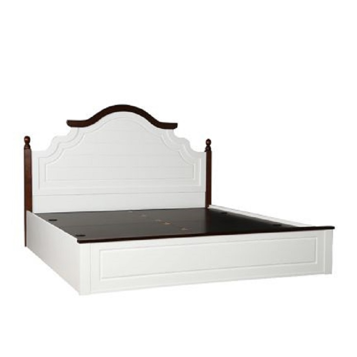 Margery Queen Bed With Box Storage,Queen/Double Size Beds
