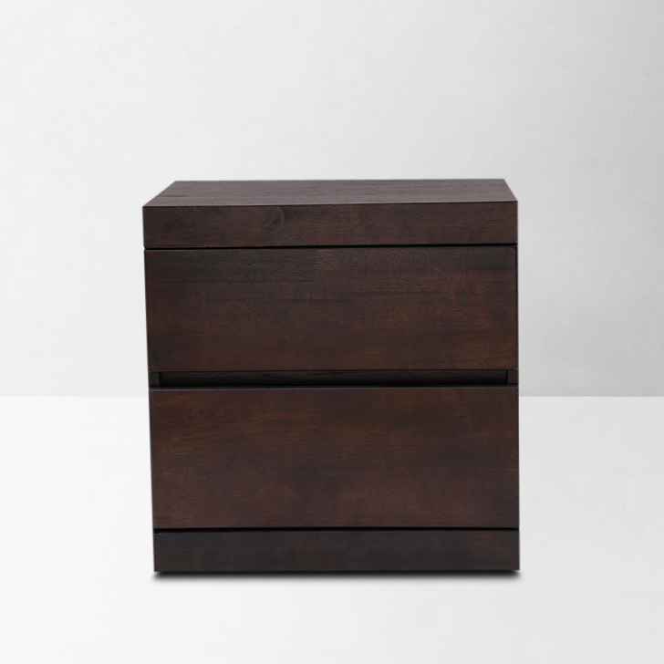 Fabian Night Stand in Wenge Finish,Bedside Tables