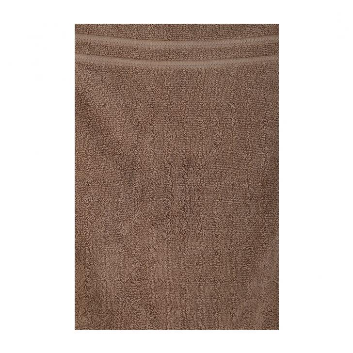 Hand Towel 40X60 Nora Mocha,Hand Towels