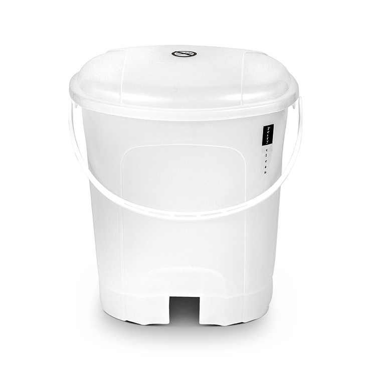 Living Essence Perry Pedal Dustbin,Dustbins