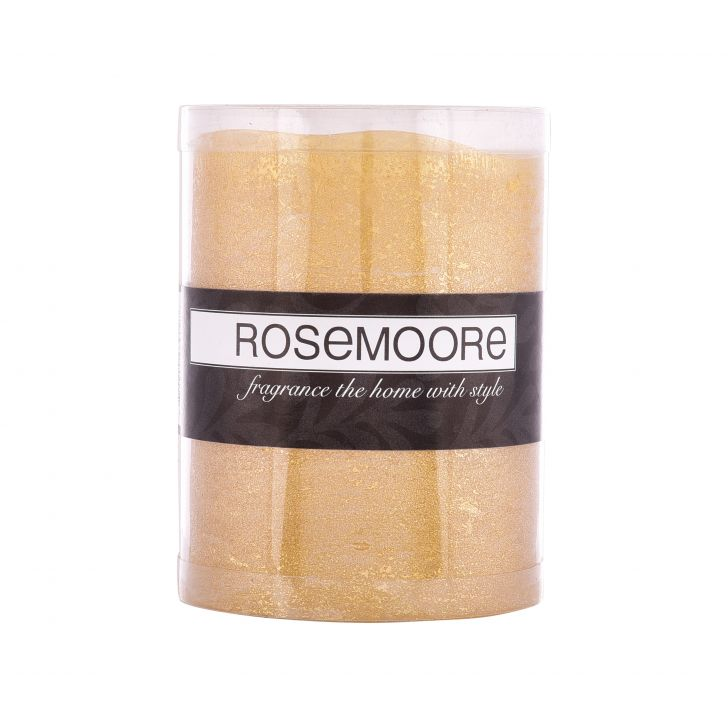 Rosemoore Blue Oud Scented Tea Lights For Living Room, Washroom, Bedroom, Office,Candles