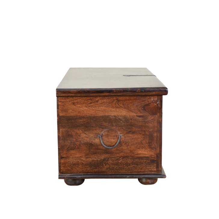 Tuskar Storage Trunk in Walnut Finish,Chest of Drawers