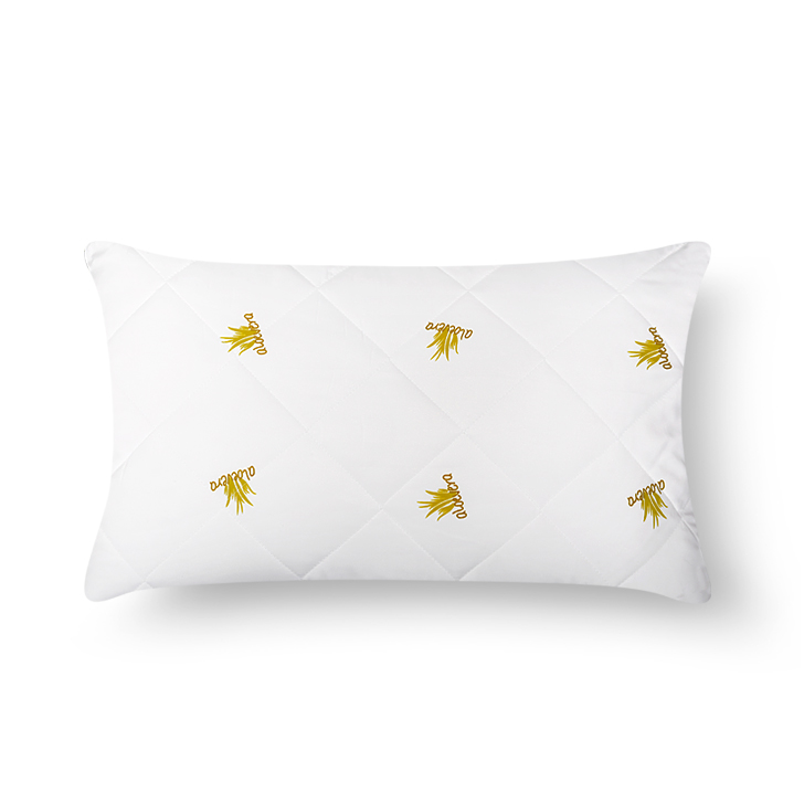 Living Essence Featherlite Aloe Vera Pillow,Cushions